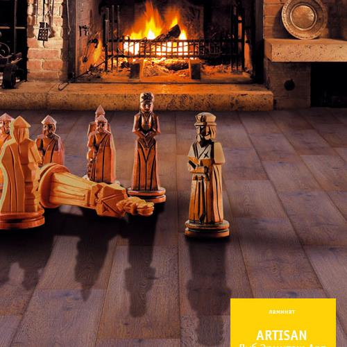 Ламинат Tarkett artisan 933 дуб эрмитаж арт арт. 504002015