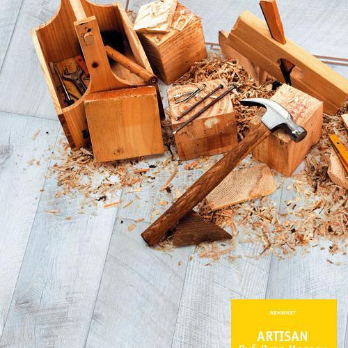 Ламинат Tarkett artisan 933 дуб лувр модерн арт. 504002019