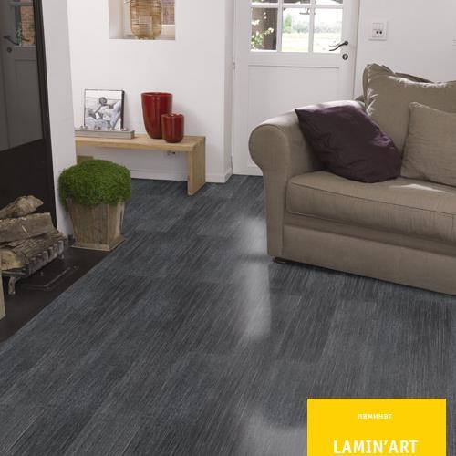 Ламинат Tarkett lamin'art 832 черный крап арт. 8366241