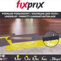 Подложка Arbiton fixprix 3 мм