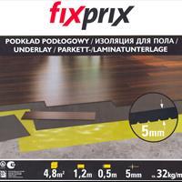 Подложка Arbiton fixprix 5 мм